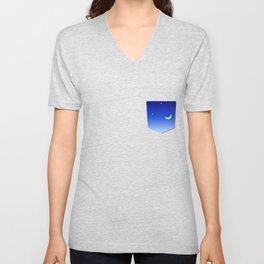 Pocket lucero Unisex V-Neck