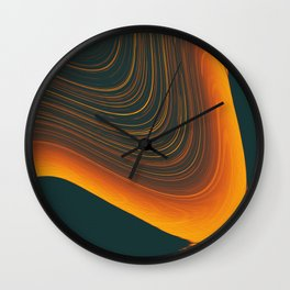 SCOOT Wall Clock