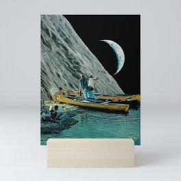 Moon River Mini Art Print