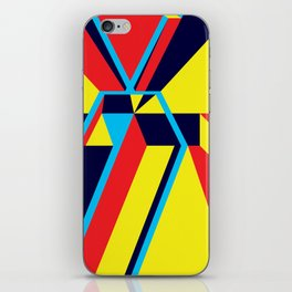 Convergence iPhone Skin