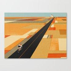 Sameness Canvas Print