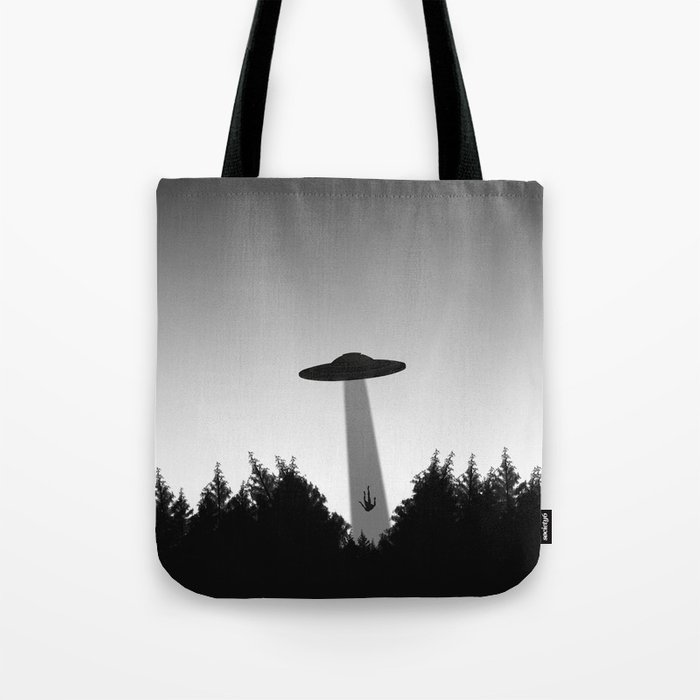 Goodbye Earth Tote Bag