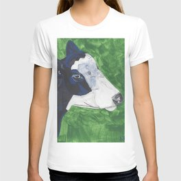 A Cow Named Socks T-shirt