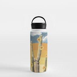 Flower of Desert Water Bottle