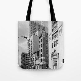 South Calvert Street, Baltimore Tote Bag