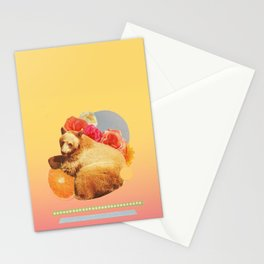 in the warm july sun Stationery Cards