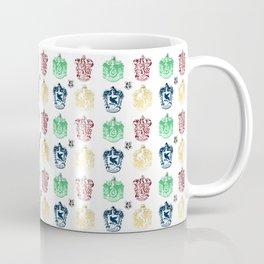 Hogwarts Houses Coffee Mug
