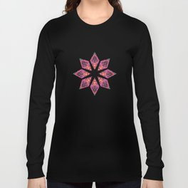 Island Mandala Long Sleeve T-shirt