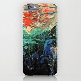 Ocean Jellies iPhone Case