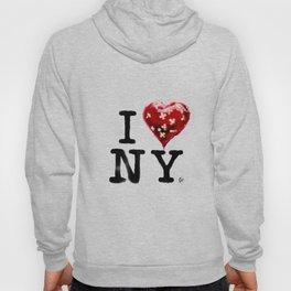 Banksy * I Love New York Hoody