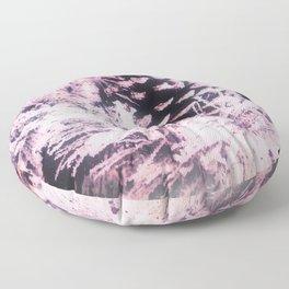 White Pine, Christmas Snowfall Floor Pillow