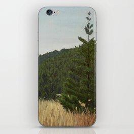 Mt. Tamalpais iPhone Skin