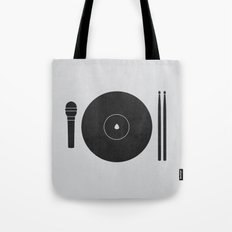 hungry to rock Tote Bag