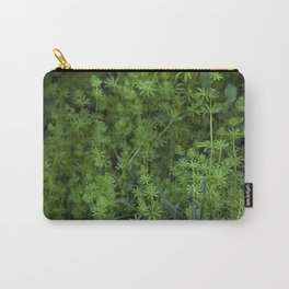 Forest Green Carry-All Pouch