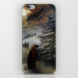 Chasse-Galerie iPhone Skin