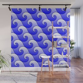Surf Wall Mural