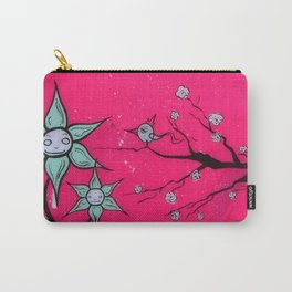Wistful Desires Carry-All Pouch