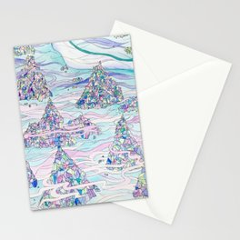 Overwhelmbergs Stationery Cards