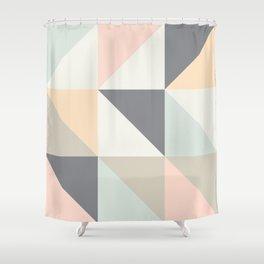 Lounge Pasteles Shower Curtain