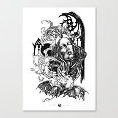 Night Overture Canvas Print