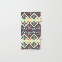 Tribal space Hand & Bath Towel