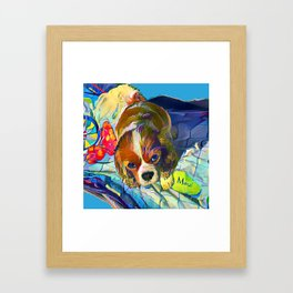 Take Me To Maui! Framed Art Print