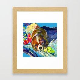 Take Me To Maui! Framed Art Print