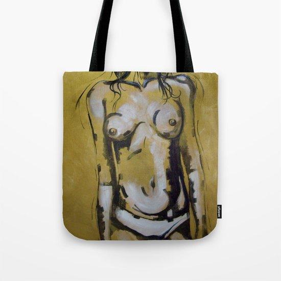 oro tribe Tote Bag