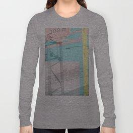 sj pop art sign Long Sleeve T-shirt