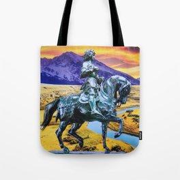 Dream of Horses Tote Bag