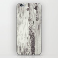 Out in the Hills iPhone & iPod Skin