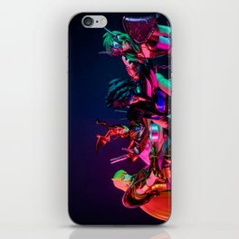 Saint Seiya x Wong Kar Wai (NO.1) iPhone Skin
