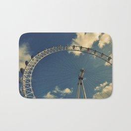 London Eye Bath Mat