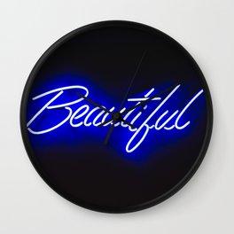 beautiful #society6 #decor #buyart Wall Clock
