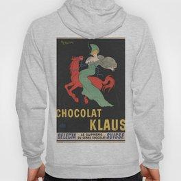 CHOCOLAT KLAUS FRENCH VINTAGE POSTER Hoody