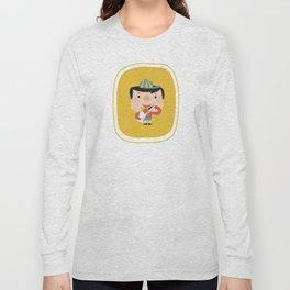 Ice Cream Please (Yellow Tales Series) Long Sleeve T-shirt