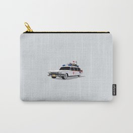 Ghostbusters Illustrated Ecto 1 Carry-All Pouch