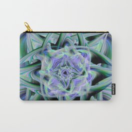 Twirled Lights Carry-All Pouch