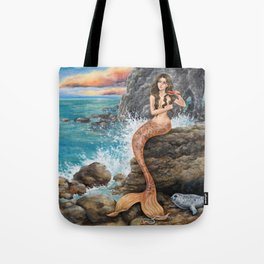 The Looking Glass Tote Bag