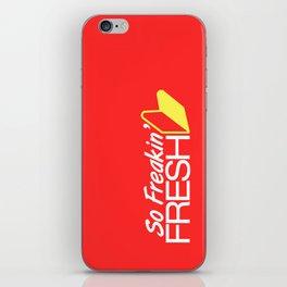 So Freakin' Fresh v1 HQvector iPhone Skin