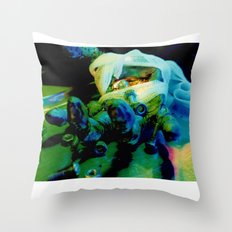 The Nuts and Bolts of the Situation Throw Pillow