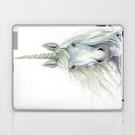 Unicorn Watercolor Laptop & iPad Skin