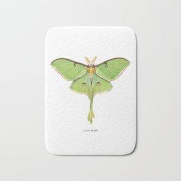Luna Moth (Actias luna) II Bath Mat