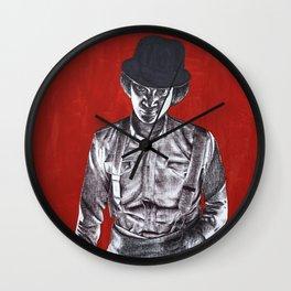 Viddy Well Wall Clock