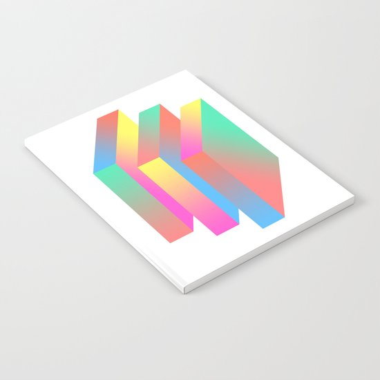 Swear Blocks Notebook