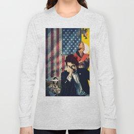 Mr. Tambourine Man Long Sleeve T-shirt