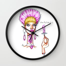 Looking for Daddy Wall Clock