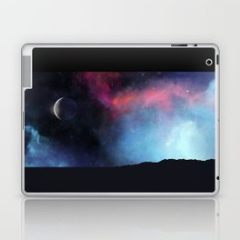 Listen. Can you imagine if space sounded like that? ♫ Laptop & iPad Skin