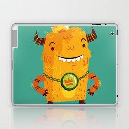 :::Pose Monster::: Laptop & iPad Skin