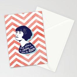 Storm - Dorothy Parker Stationery Cards